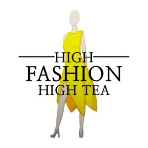 High Fashion High Tea Fundraiser Logo